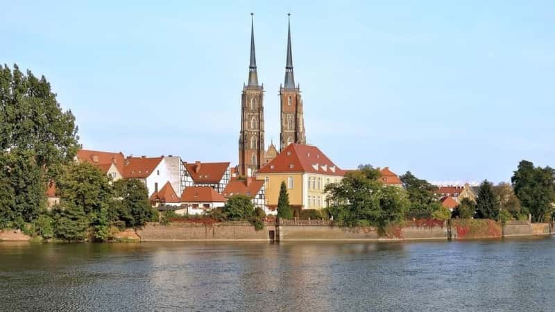 St. John Cathedral in Wroclaw